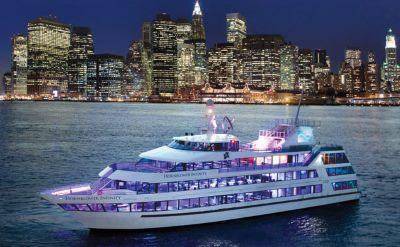 Hornblower NY dinner cruises