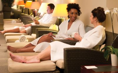 Queen Mary cruise spa